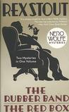 The Rubberband / The Red Box (Nero Wolfe Mysteries)